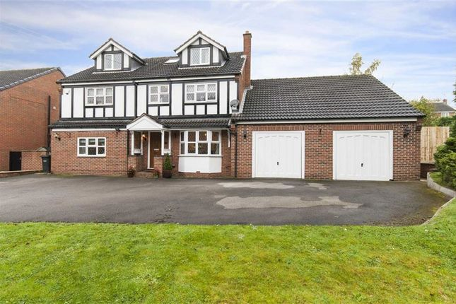 Thumbnail Detached house for sale in The Chine, Broadmeadows, South Normanton, Alfreton