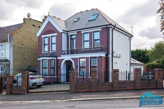 Thumbnail Detached house for sale in Alexandra Park Road, Muswell Hill, London