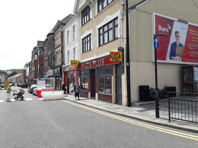 Thumbnail Retail premises to let in 37 Taff Street, Pontypridd, Mid Glamorgan