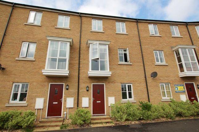 Thumbnail Town house to rent in New Lakeside, Hampton Vale