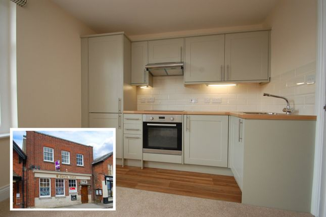 Thumbnail Flat to rent in Midland House, High Street, Goring On Thames