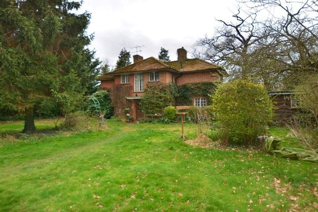 Thumbnail Detached house for sale in Church Lane, Wexham, Slough