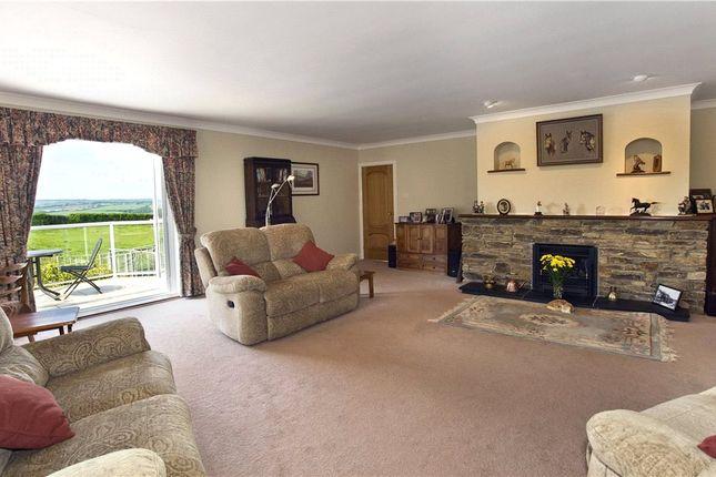 Sitting Room of Near Bantham, Kingsbridge, Devon TQ7