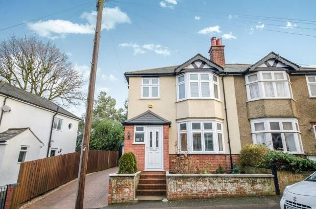 Thumbnail End terrace house for sale in Colchester, Essex, Uk