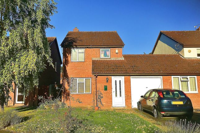 Thumbnail Link-detached house for sale in Rowlheys Place, West Drayton
