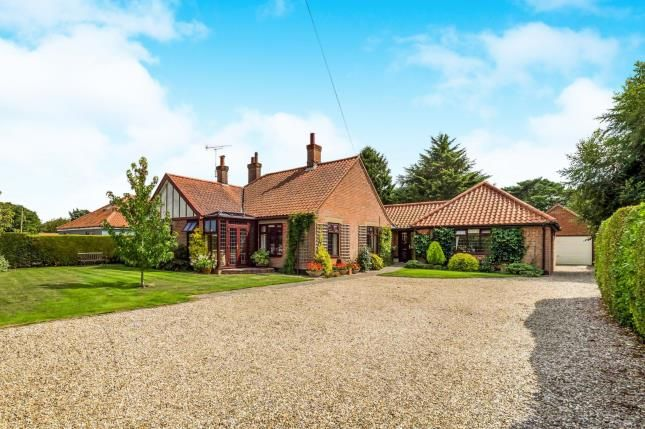 Thumbnail Bungalow for sale in North Walsham, Norwich, Norfolk