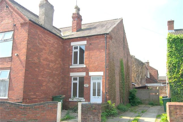 Thumbnail End terrace house to rent in Cromford Road, Langley Mill, Nottingham