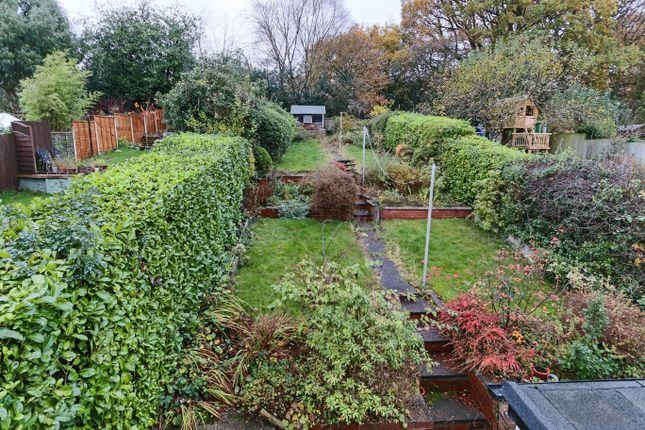 Garden of Plymouth Road, Southcrest, Redditch B97