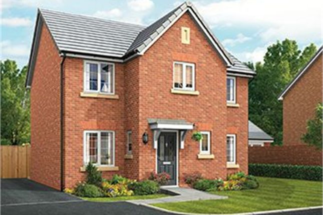 Thumbnail Detached house for sale in The Nightingale School Lane, Guide, Blackburn