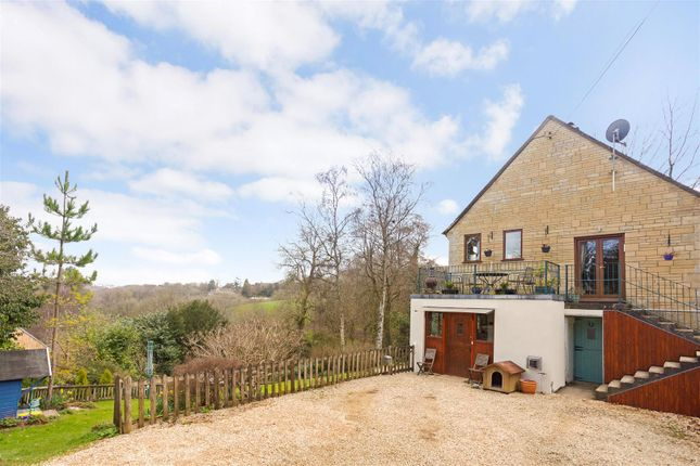 Thumbnail Detached house for sale in Hyde, Chalford, Stroud