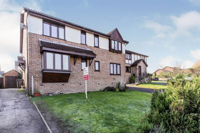 Thumbnail Semi-detached house for sale in Speedwell Glade, Harrogate