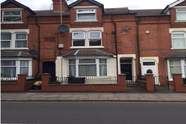 Thumbnail Flat to rent in Highfields, Leicester