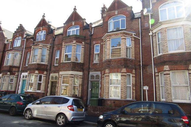 Thumbnail Flat to rent in Haldon Road, Exeter