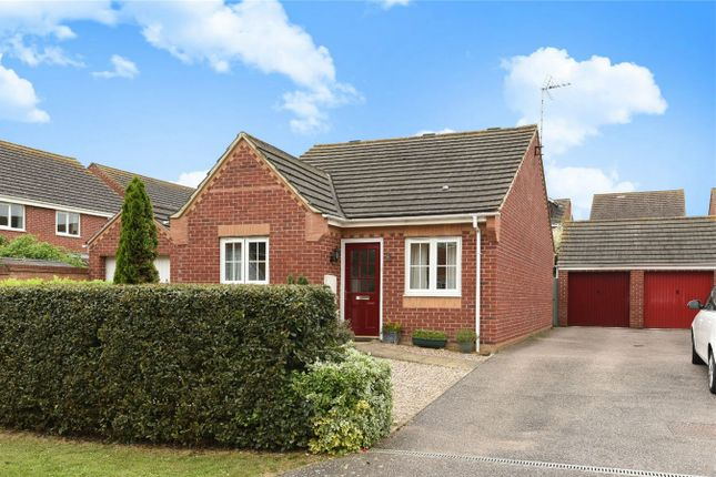 Thumbnail Detached bungalow for sale in Shackleton Close, Shortstown, Bedford