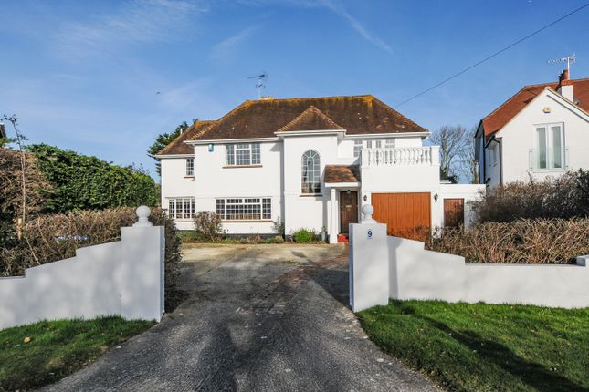 Thumbnail Detached house for sale in Crossbush Road, Felpham