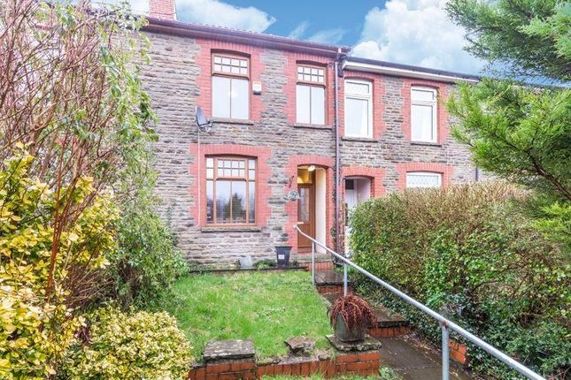 2 bed terraced house to rent in West View, Rudry, Caerphilly CF83