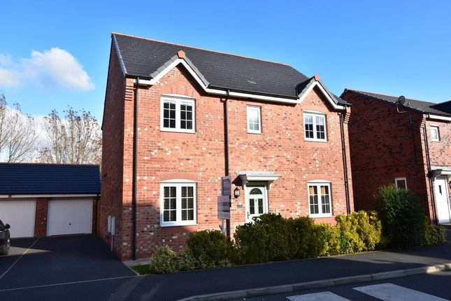 Thumbnail Detached house for sale in Sycamore Drive, Wesham, Preston, Lancashire