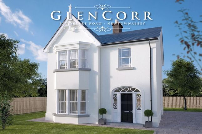 Thumbnail Detached house for sale in The Rectory, Glen Corr, Newtownabbey