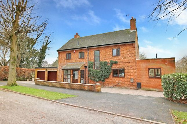 Thumbnail Detached house for sale in Lakewood Drive, Barlaston