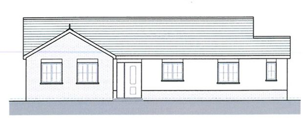 Thumbnail Detached bungalow for sale in Plot 25, Maes Glasnant, Cwmffrwd, Carmarthen, Carmarthenshire