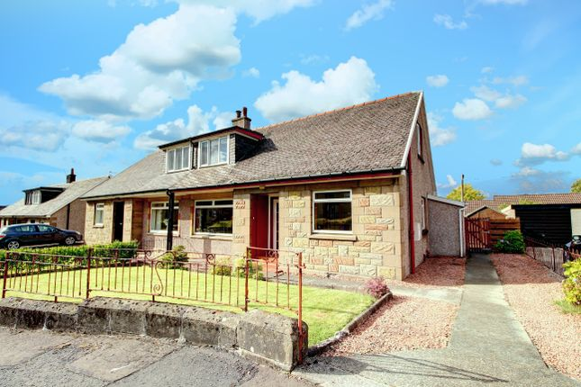 Thumbnail Semi-detached house for sale in Drums Terrace, Greenock