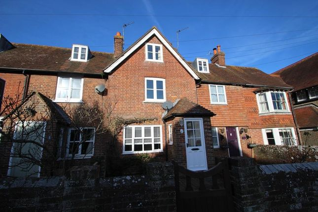Thumbnail Terraced house to rent in High Street, Barcombe, Lewes