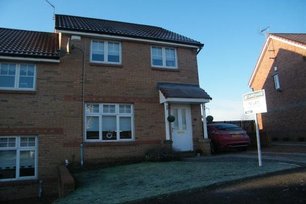 Thumbnail Semi-detached house to rent in Bargany Place, Glasgow