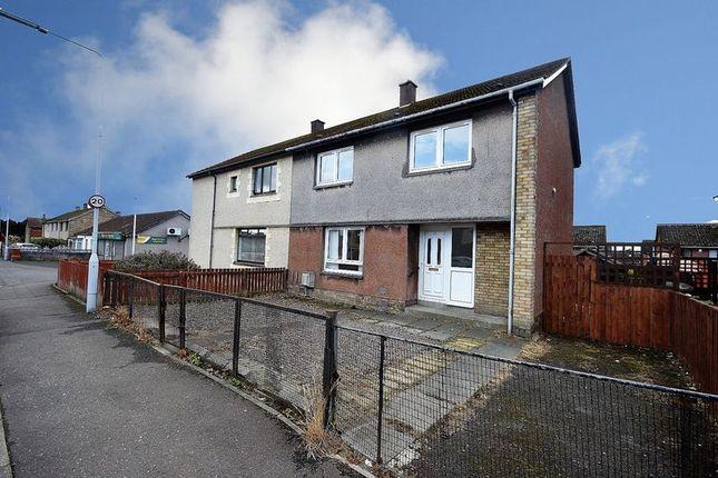 Thumbnail Semi-detached house for sale in Abbotsford Road, Lochore, Lochgelly