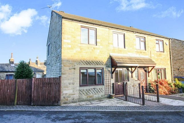 Thumbnail Semi-detached house to rent in Ducking Pond Close, Haworth, Keighley