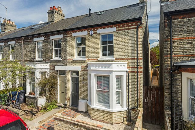Thumbnail End terrace house to rent in Cavendish Road, Cambridge