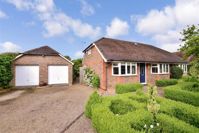 Thumbnail Bungalow for sale in Courtlands, Uckfield, East Sussex