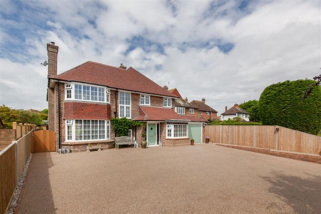Thumbnail Detached house for sale in Collington Lane West, Bexhill-On-Sea