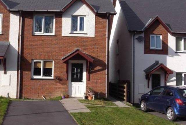 Thumbnail Property to rent in Y Gerddi, Blaenplwyf, Aberystwyth