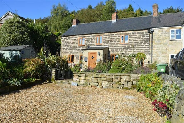 3 bedroom semi-detached house for sale in Sherwood Cottage, 39, Chapel Lane, Crich Matlock, Derbyshire