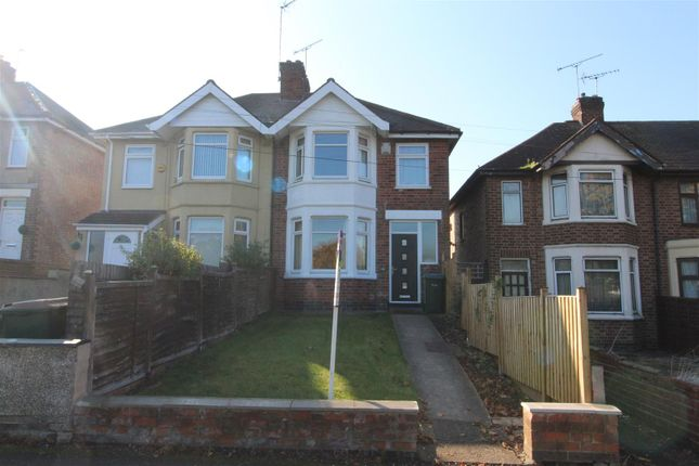Thumbnail Semi-detached house to rent in London Road, Coventry