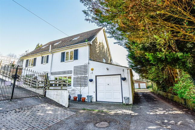 Thumbnail Detached house for sale in Vicarage Road, Halling, Rochester