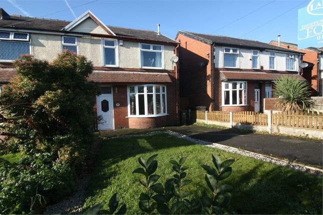 Thumbnail Semi-detached house for sale in St. Helens Road, Over Hulton, Bolton