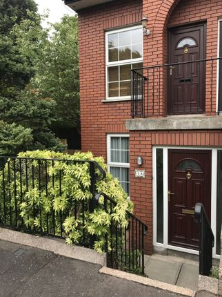 Thumbnail Flat to rent in Windsor Close, Belfast