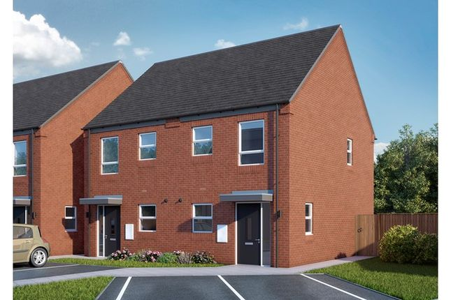 2 bedroom property for sale in The Sycamore, 7 Angle Close, Swadlincote, Woodville, Derbyshire