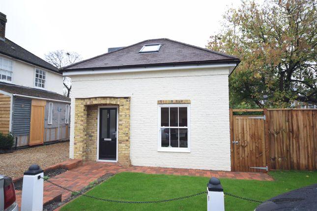 Thumbnail Detached house for sale in Grove Terrace, Teddington