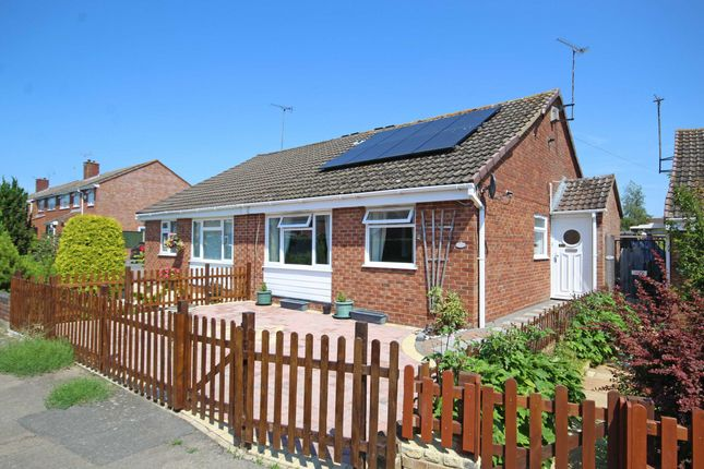 Thumbnail Bungalow for sale in Churchill Grove, Newtown, Tewkesbury, Gloucestershire