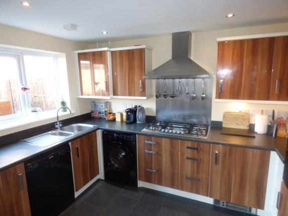 Kitchen of Wheatcroft Way, The Sidings, Swindon, Wiltshire SN1