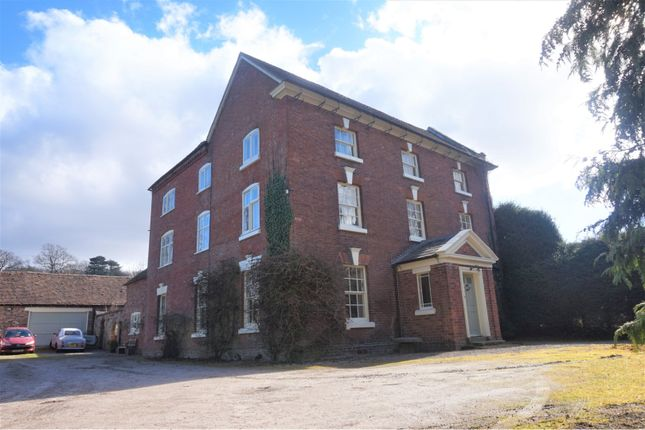 Thumbnail Detached house for sale in Leighton, Nr Shrewsbury