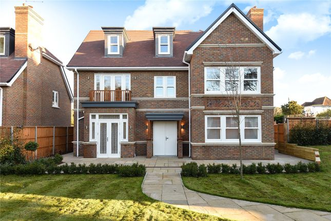 Thumbnail Detached house for sale in Pinner Road, Watford, Hertfordshire