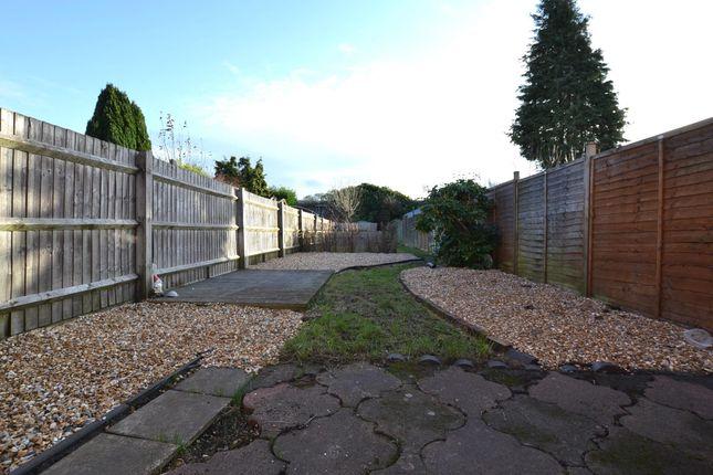 Garden of Deans Walk, Gloucester GL1