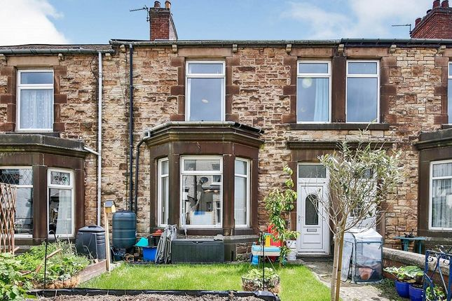 Terraced house for sale in The Avenue, Consett
