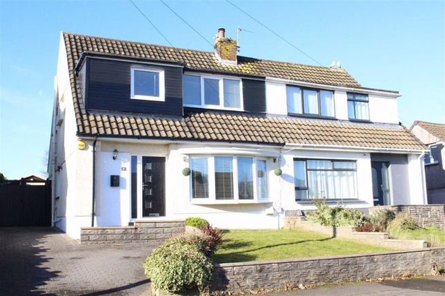 Thumbnail Semi-detached house for sale in Pen Y Fro, Dunvant, Swansea