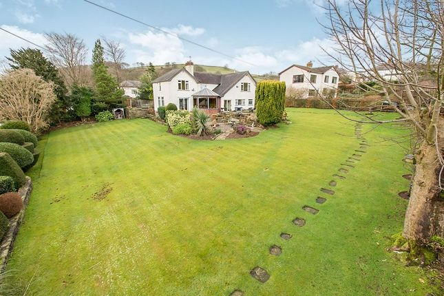 Thumbnail Detached house for sale in Buxton Old Road, Macclesfield
