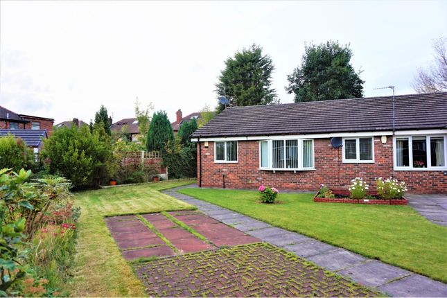 Thumbnail Semi-detached bungalow for sale in Nunfield Close, Manchester