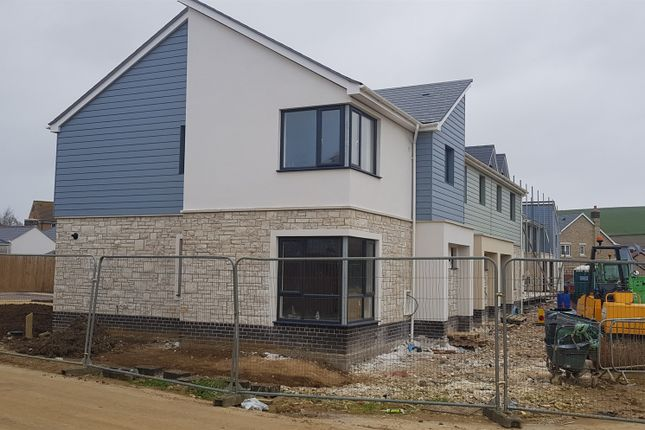 Thumbnail End terrace house for sale in Boxwood Road, Weymouth